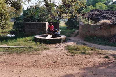 01 Day Varanasi Village Tour to  Chiraigaon & Sarai Mohana