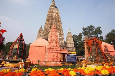 1 Day Bodhgaya & Gaya Local Tour Package from Varanasi