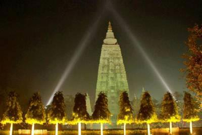 1 Day Bodhgaya & Gaya Local Tour Package