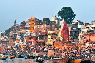 01 Day Trip Varanasi Hinduism from Bodhgaya