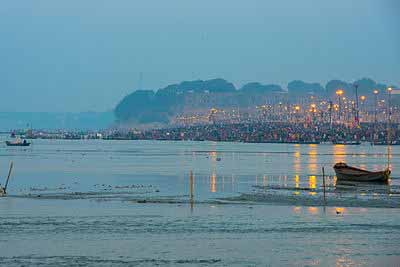1 Day Triveni Sangam Local Tour in Allahabad