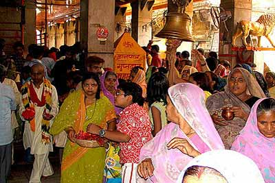 1 Day Vindhyavasini Devi-Vindyachal Special Tour from Varanasi