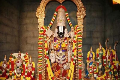 2 Days Tirupati Tour Package from Chennai