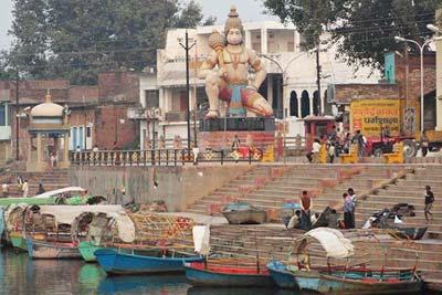 5 Days Varanasi - Allahabad - Chitrakoot Tour