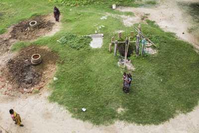 07 Day Varanasi Village Tour with Kashi Darshan From Delhi