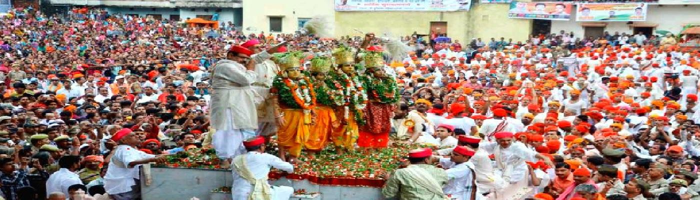 Bharat Milap in Varanasi