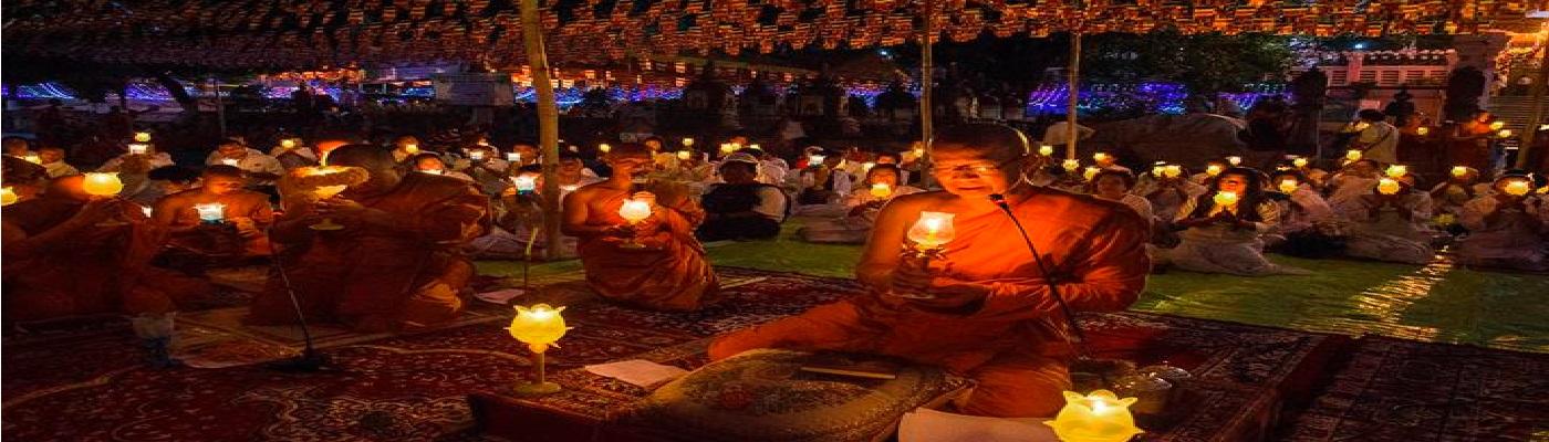 Buddha Mahotsav at Sarnath Varanasi