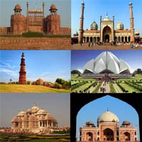 First Time Tour in India