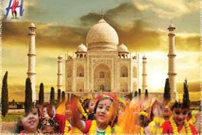 Taj Festival Tour Package with Delhi Sightseeing,  India