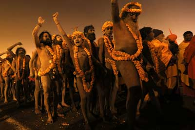Ardh Kumbh 2019 Guided Photography Tour, Allahabad, India