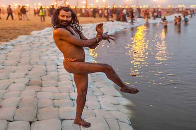 Allahabad Ardh Kumbh 2019 Trip from Bangalore with Kashi Darshan, India