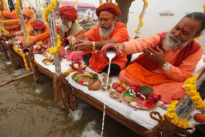 Ardh Kumbh Mela 2019 Trip with Local sightseeing of Varanasi & Allahabad