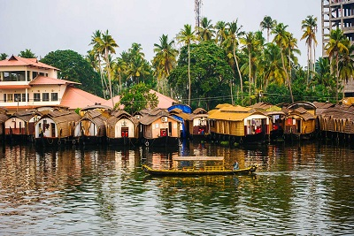 Kerala Holiday tour packages with Kochin, Munnar, Kanyakumari, Kovalam and Trivendram