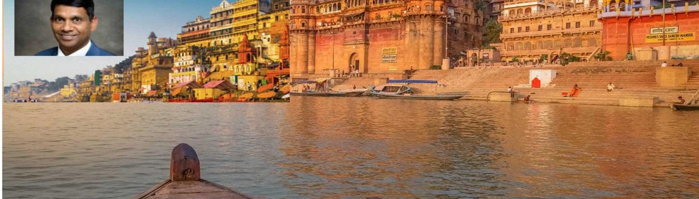 Varanasi Boy develop apps for Virtual tour of Kashi Vishwanath Temple