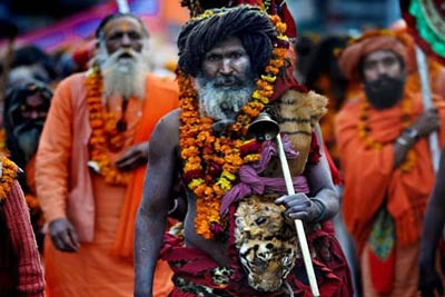 Allahabad Ardh Kumbh 2019 Bathing Ritual Tour from Chennai, India