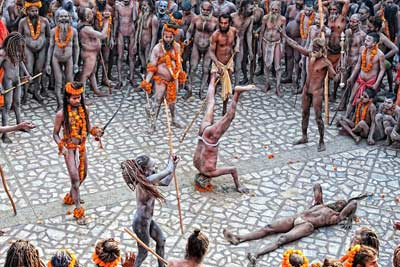Allahabad Ardh Kumbh 2019 Saahi Snan Tour from Hyderabad, India