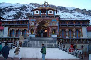 Attractions of Badrinath Uttarakhand India