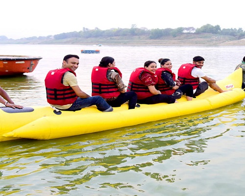 Water Sports Adventure in Varanasi
