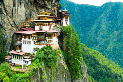Bhutan pilgrimage Tour Package