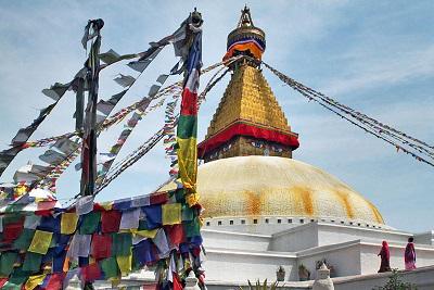 Golden Triangle Holiday Tour in India with Khajuraho, Varanasi and Kathmandu Nepal