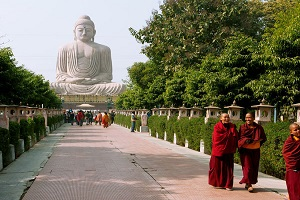 Bodhgaya Pilgrimage tour Packages India