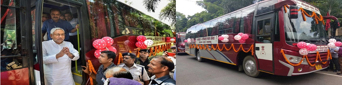 Patna to Nepal Bus Services