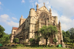 cathedral in allahabad india