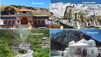 Char Dham Yatra Packages in India
