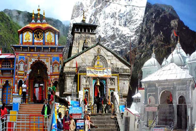 Char Dham Tour Package (Kedarnath by Helicopter) from Delhi with Haridwar