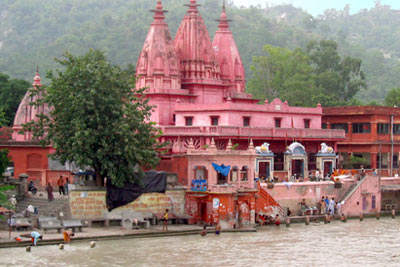 Char Dham Yatra from Delhi via Rishikesh, India