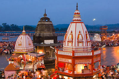 Char Dham Yatra from Haridwar in India