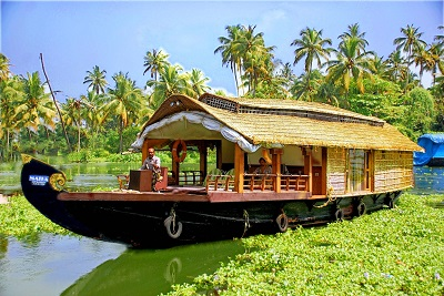 5 days Backwater and Nature Tour Holidays in Kerala South India