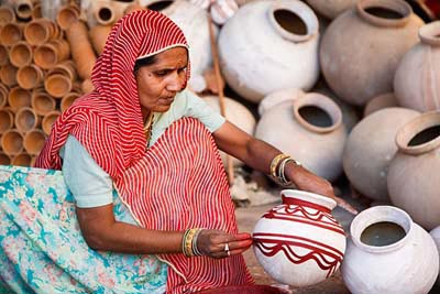 Craft Tour in Bhadohi & Varanasi with Kashi Darshan