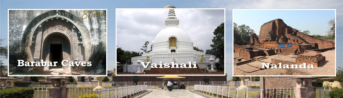 Day Excursion Places from Bodhgaya, Bihar, India