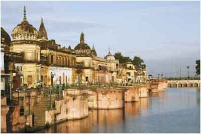 Lord Rama Birth Place Ayodhya Day Tour from Lucknow