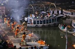 Dev Diwali Motor Boat Ride