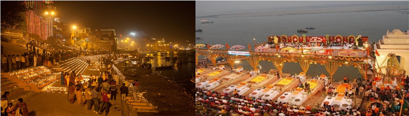 Dev Diwali 2020 in Varanasi