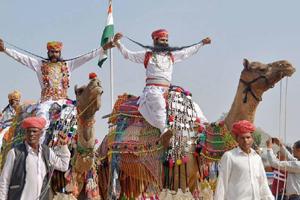 Puskar Camel Fair Festival