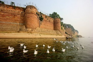 fort of allahabad india