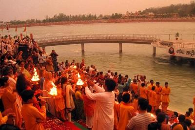 8 Days Yoga, Meditation & Vipasana Tour Packages in Rishikesh at Northern India