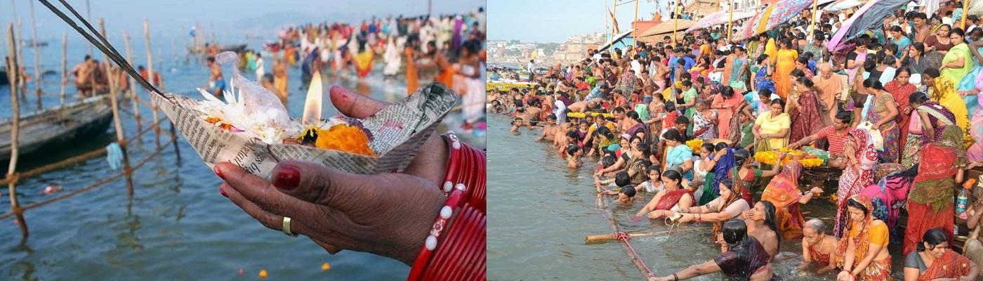 Ganga Dussehra in Varanasi