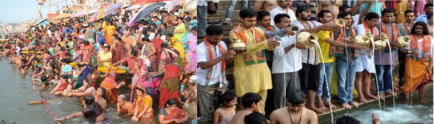 Ganga Dussehra 2019 in Varanasi
