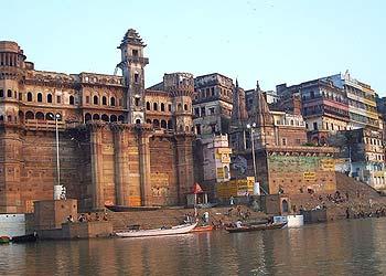 Sailing Ganga Tour