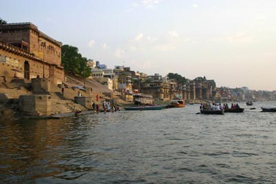 Ganges Tour Package from Delhi to Varanasi via Agra, Mathura, Allahabad