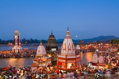Golden Triangle India Tour with Haridwar & Rishikesh (Yoga & Spiritual City)