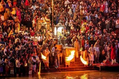 2021 Haridwar Kumbh mela with Golden triangle