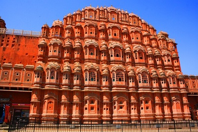Golden Triangle Holiday Tour with Heritage city of Rajasthan India