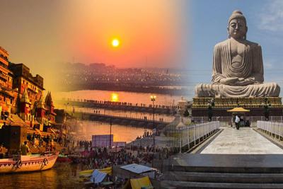 07 Days Varanasi Bodhgaya Ayodhya Allahabad Tour Package