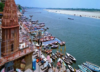 How Lockdown has been a Gift for Ganga River in Varanasi