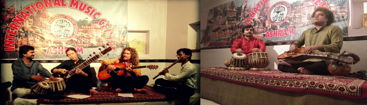 International Music Centre Ashram Varanasi